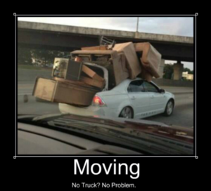 moving no prob