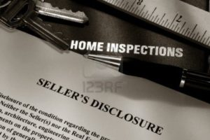 4130032-real-estate-home-owner-seller-disclosure-statement-with-home-inspection-folder-report-cover-pen-keys