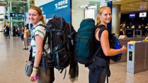 femalebackpackers